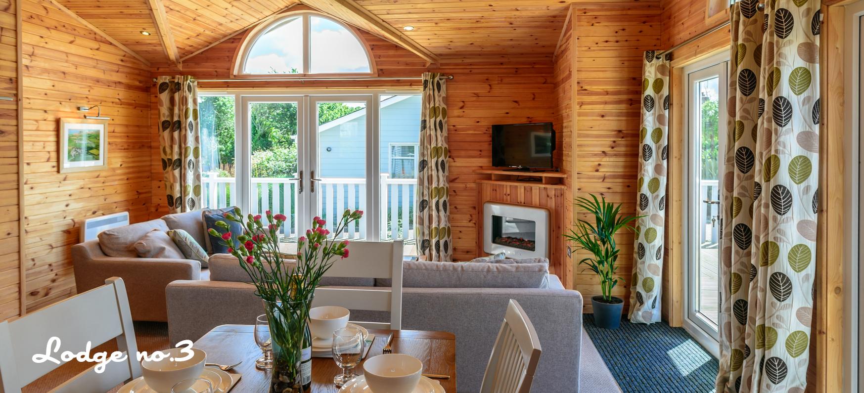 Lodge 3 holiday cottage